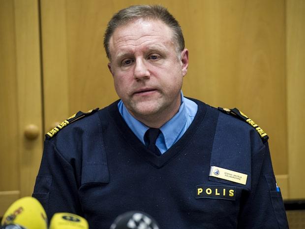 Polismästarens hårda krav inför mötet med Ygeman