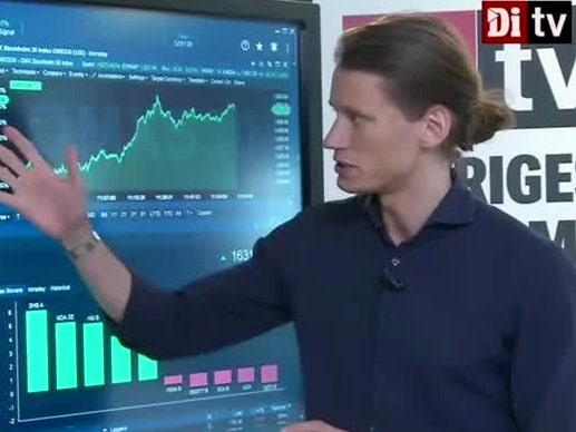 Marknadskoll - Bank och fordonsektorn lyfter börsen