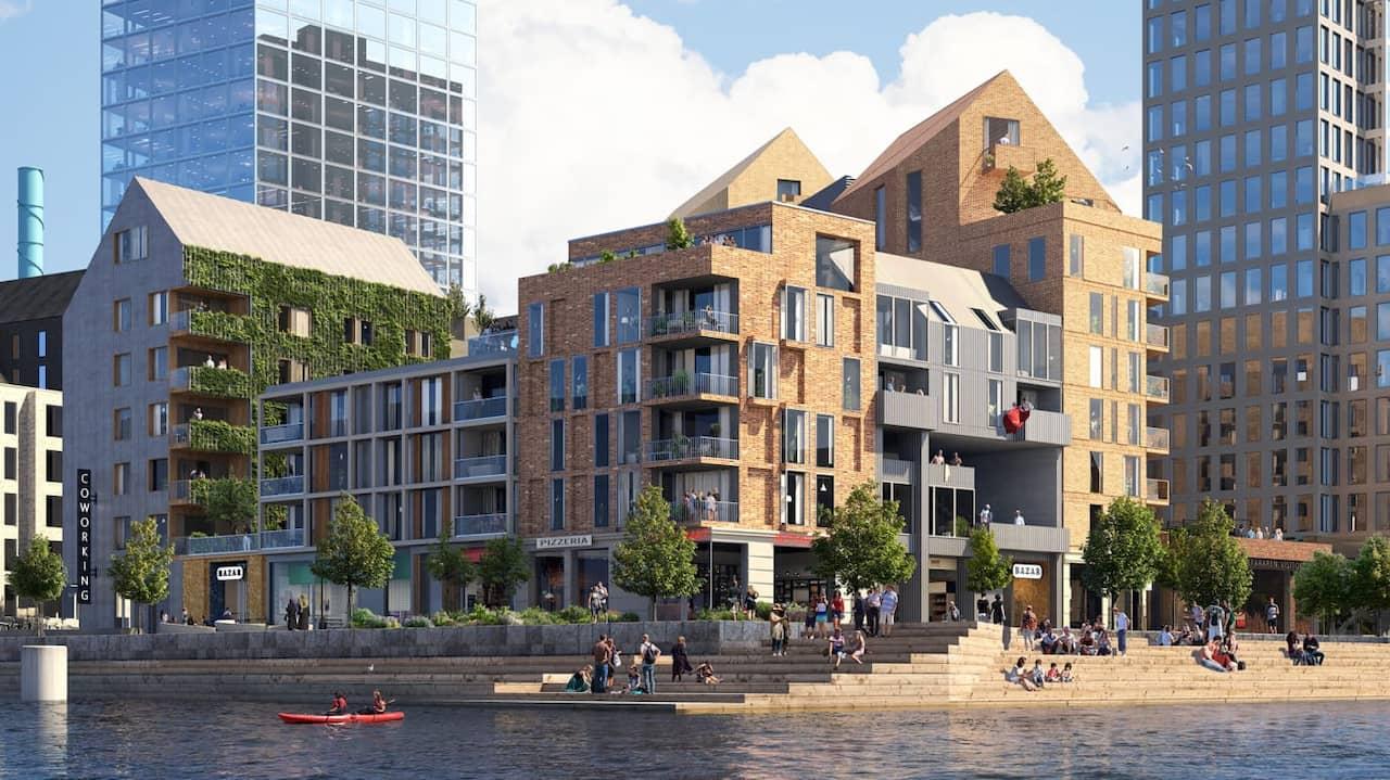 Larmet: Kan bli stopp för nya bostäder i Göteborg