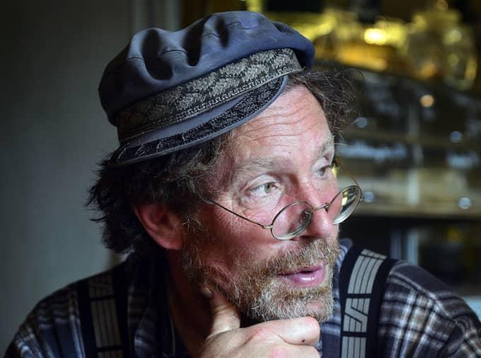 Gustav Mandelmann Foto: Lasse Svensson