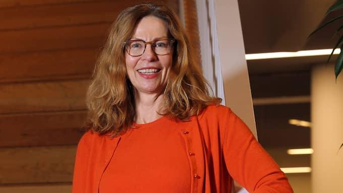 Birgitte Bonnesen, 61, är på femte plats. Foto: CORNELIA NORDSTRÖM