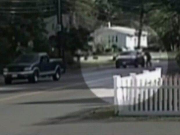 Kvinnan slår tillbaka - lyckas fly från kidnappare