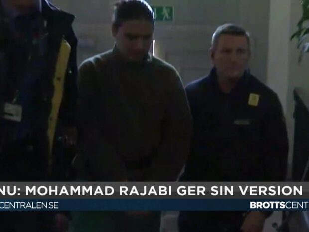 Mohammad Rajabi ger sin version