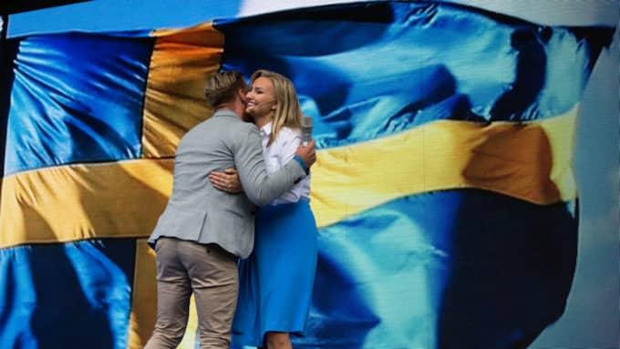 """I Almedalen gjorde Ebba Busch Thor (KD) ett utspel om att flyktingar ska lära sig """"västerländska värderingar"""", som jämställdhet. Men är det viktiga att den är västerländsk? Foto: Peter Lilja / Frilansfotograferna"""