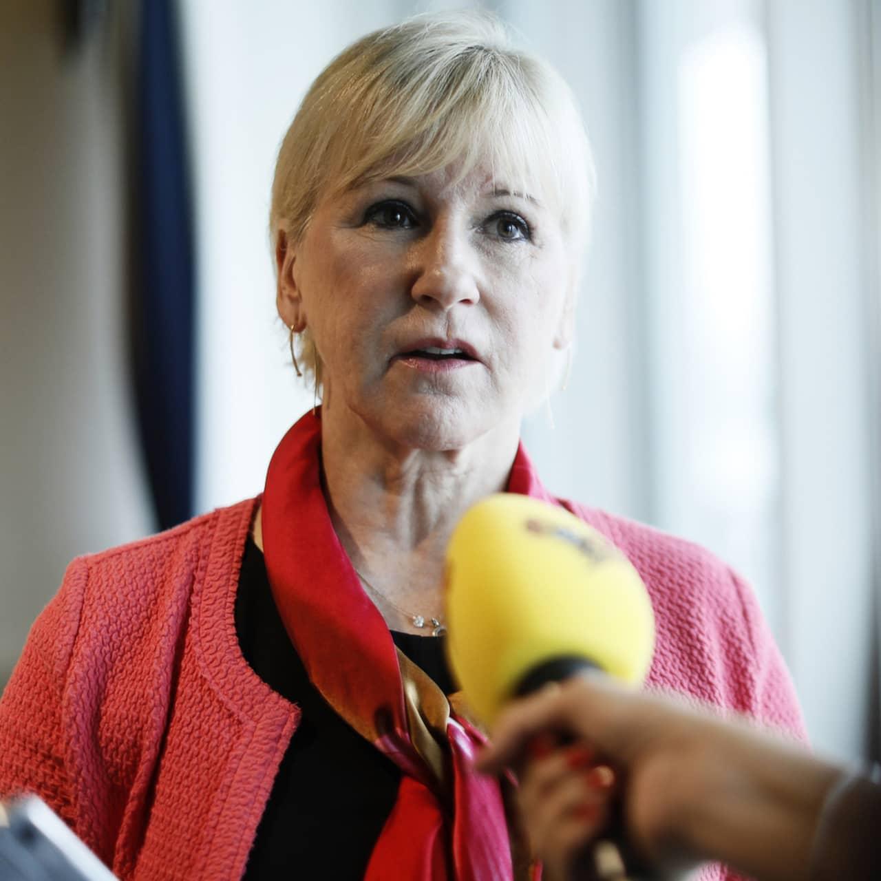 17. Margot Wallström (S)