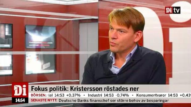 "PM Nilsson: ""Då sätter man SD i en extremt mäktig position"""