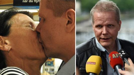 sociala media affär kissing nära göteborg