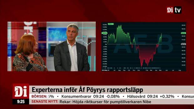 """Experten om ÅF Pöyry: """"Aktien kan man köpa, lägga i byrålådan och vänta"""""""