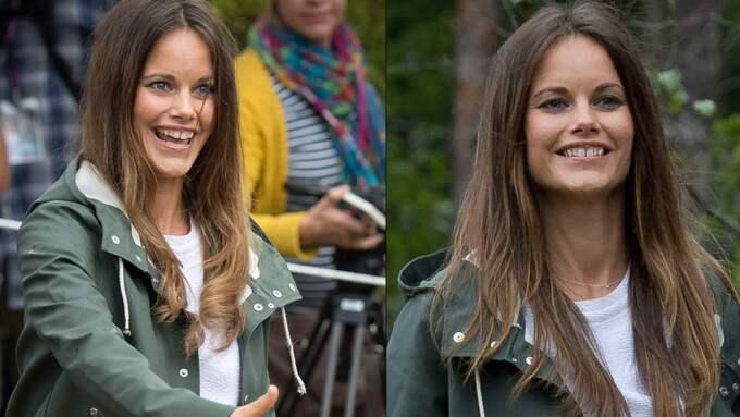 She's got the look. Här kan du sno prinsessan Sofias snygga regnstil - här hittar du stövlar från 299 kronor och regnjacka för under 500.