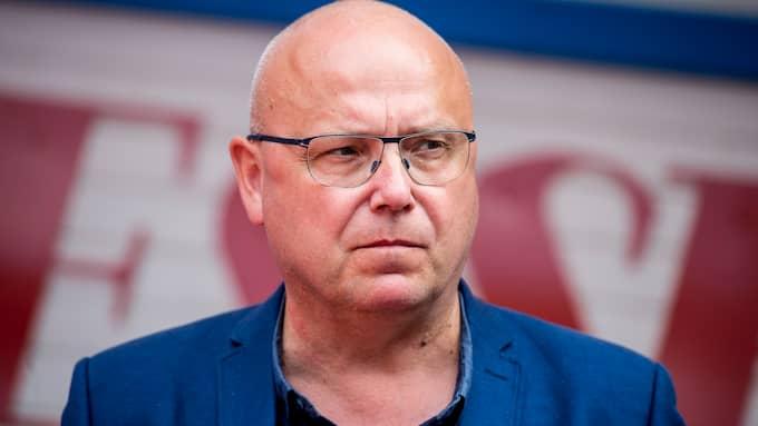 Terrorforskaren Magnus Ranstorp menar att fallet med Michael Skråmo visar att det finns en lucka i systemet som borde stängas. Foto: CHRISTIAN ÖRNBERG