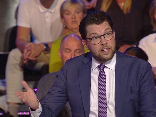 """Jimmie Åkesson: """"Väljarna kommer straffa er"""""""