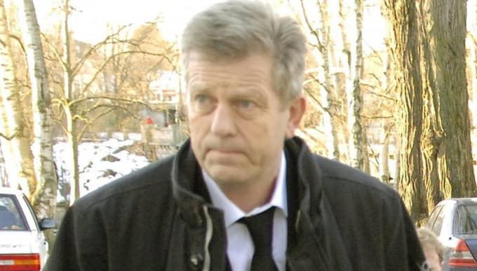 Wille Löfqvist har förlorat nästan all syn Foto: Jan Düsing