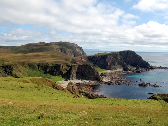 På Islay finns sex stycken.