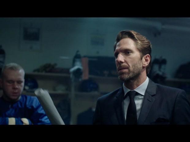 Se Lundqvists hälsning till Småkronorna - i nya reklamfilmen