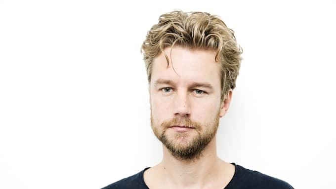Johan Anderberg är skribent på Expressens kultursida. Foto: OLLE SPORRONG