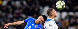 EM-platsen klar – då  är Italien favorit i fara