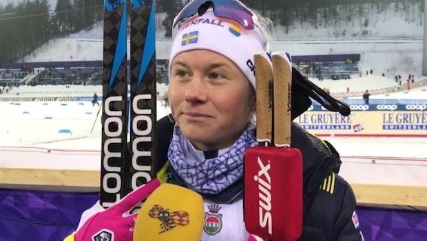 """Dahlqvist: """"Sjukt att tänka den tanken"""""""
