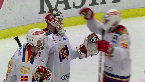Höjdpunkter: Malmö vann i retrotröjor över Frölunda