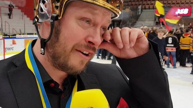 "Fredrik Glader: ""Jag älskar Luleå"""