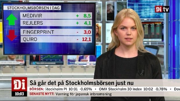 Di Nyheter 10.00 - 6 april 2018
