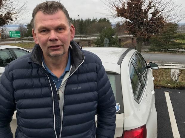 Taxiföraren köpte ny bil – får inte jobba kvar