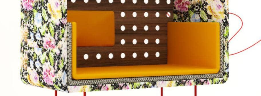 Trendspaning från London design week Leva& bo