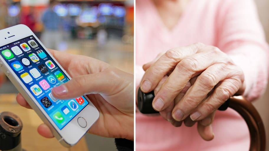 SVT Nyheter har tidigare i år berättat om äldre som