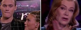 Juryn i tårar i sändning – efter dolda missen på scenen
