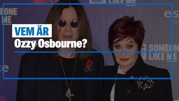 Vem är Ozzy Osbourne?