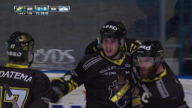 Highlights: AIK-Karlskoga 4-1