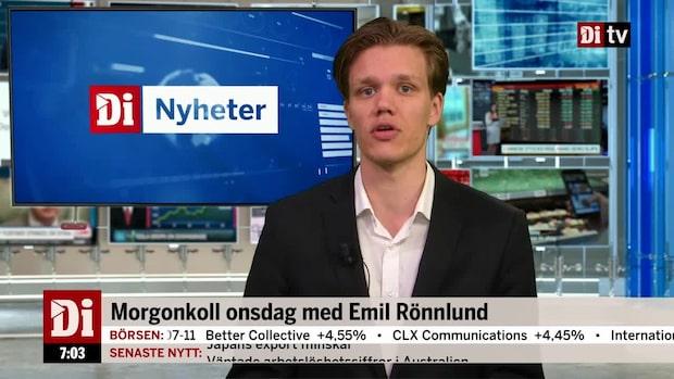 Di Morgonkoll – Nordea och Telia först ut med rapporter