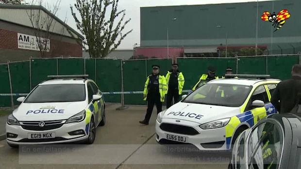 39 hittade döda i lastbil i Essex - en gripen