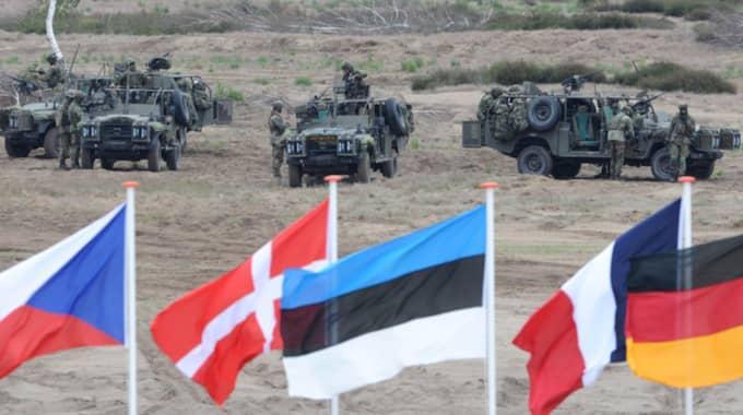 Tidigare fiender har blivit kolleger i Nato, det sätter solidariteten på prov. Foto: Alik Keplicz