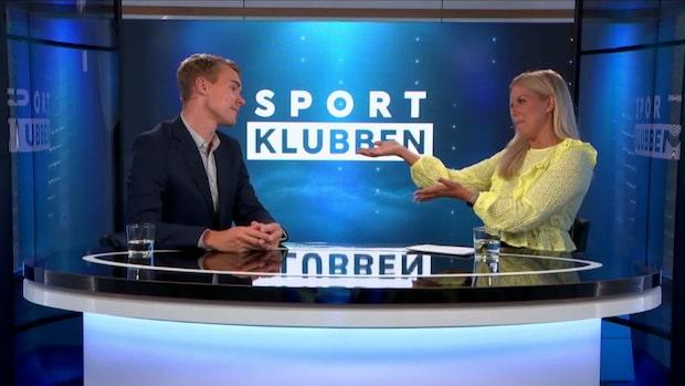 Hela avsnittet av Sportklubben 28/8