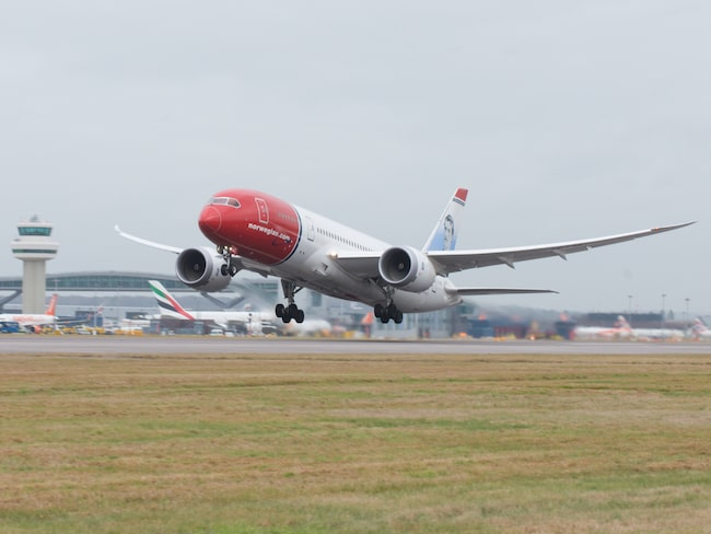 Det är flygbolaget Norwegian som börjar flyga till Orlando i oktober.