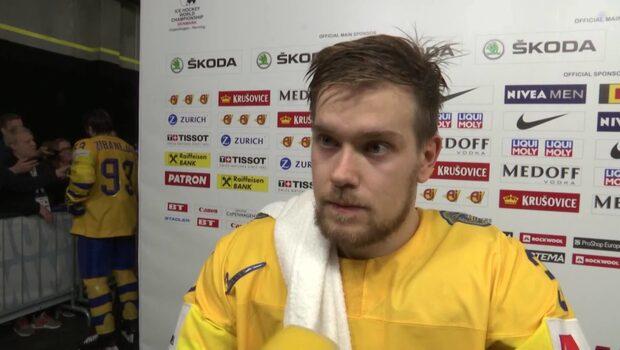 """TV: Arvidsson: """"Viktigt att göra första målet"""""""