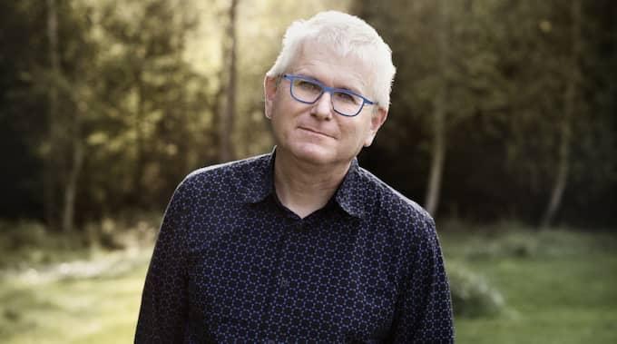 TÅGRESENÄR. Per Wirtén är författare och mångårig medarbetare på Expressens kultursida. Foto: Johanna Hanno / ALBERT BONNIERS FÖRLAG