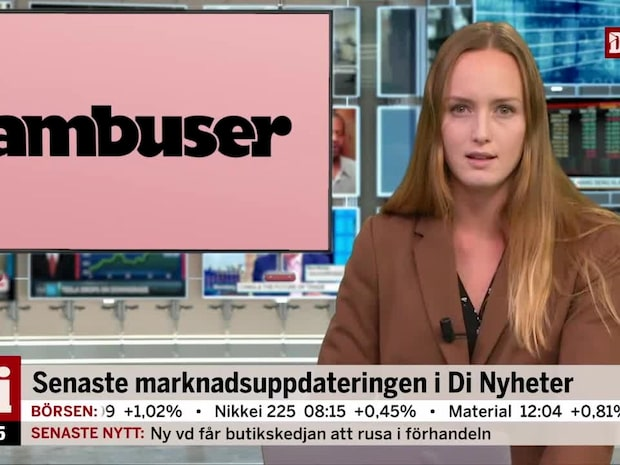Di Nyheter: Bambuser rusar efter samarbete med Bianca Ingrosso-bolag