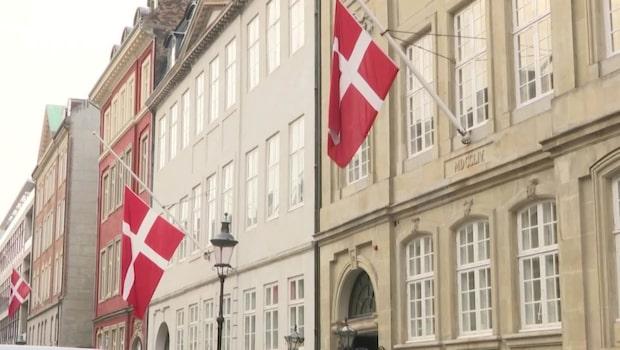 Prins Henriks vänner samlades i Christiansborg