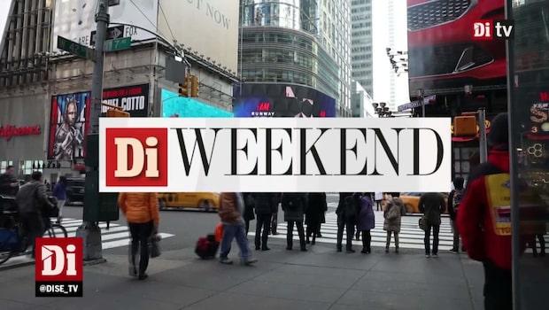 Imorgon släpps ett nytt nummer av Di Weekend