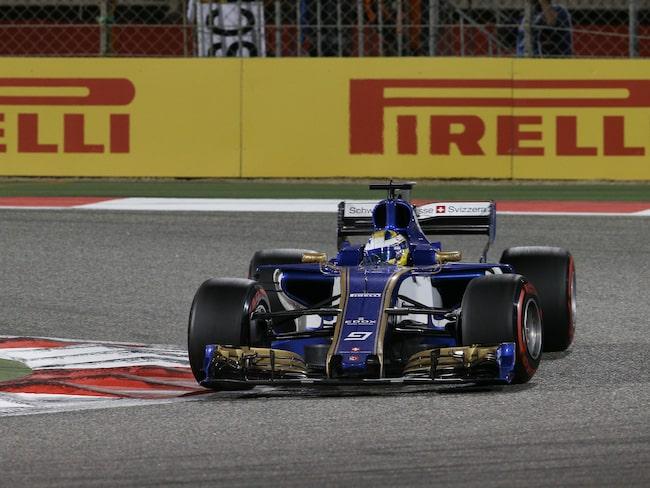 Marcus Ericsson är ende svensk i F1 men långt ifrån någon sportkändis i Sverige.