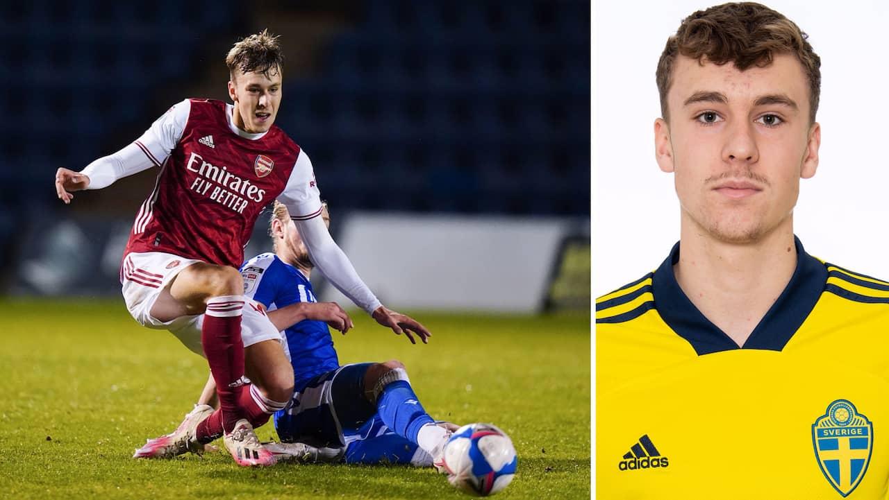Efter Malmö FF – nu gör talangen succé i Arsenal