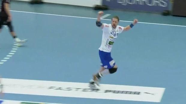 Highlights: Oavgjort mellan Lugi och Skövde