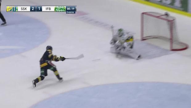 Highlights: Södertälje-Björklöven 2-1