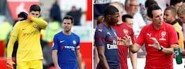 Chelseas krisplan  – vädjar till Arsenal