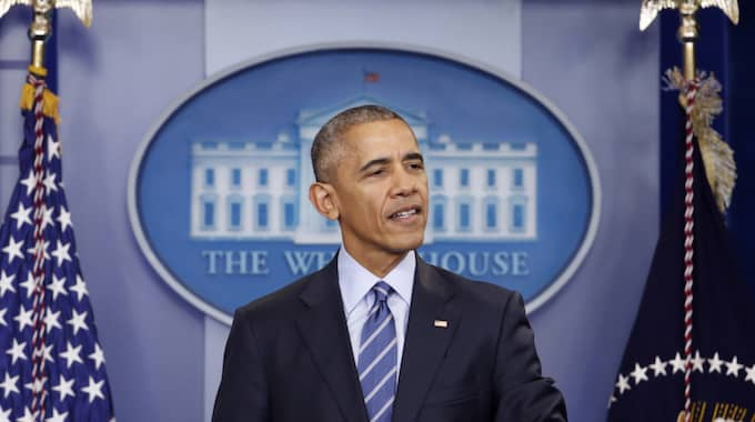 USA:s president Barack Obamas NSA-toppar har hyllat svenska FRA. Foto: Pablo Martinez Monsivais / AP / TT