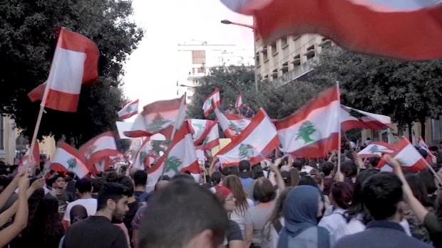 President Saad al-Hariri öppnar för nyval i Libanon