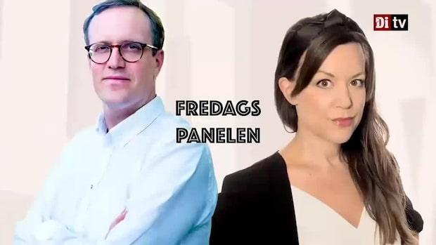 Fredagspanelen: Cervenka och Dahlman om veckan