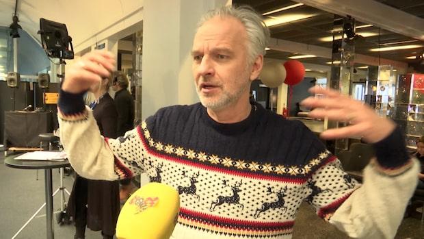 """Björn Kjellman: """"Folk skiter i mig"""""""