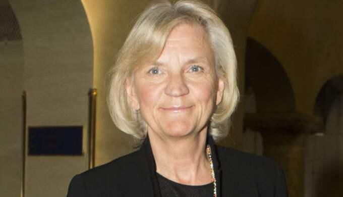 Marie Ehrling, ordförande i Telia Sonera. Foto: Jonas Lemberg
